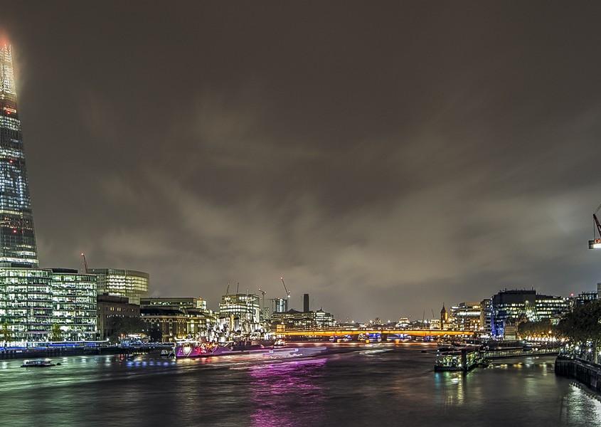 London Bridge Skyline | London, UK