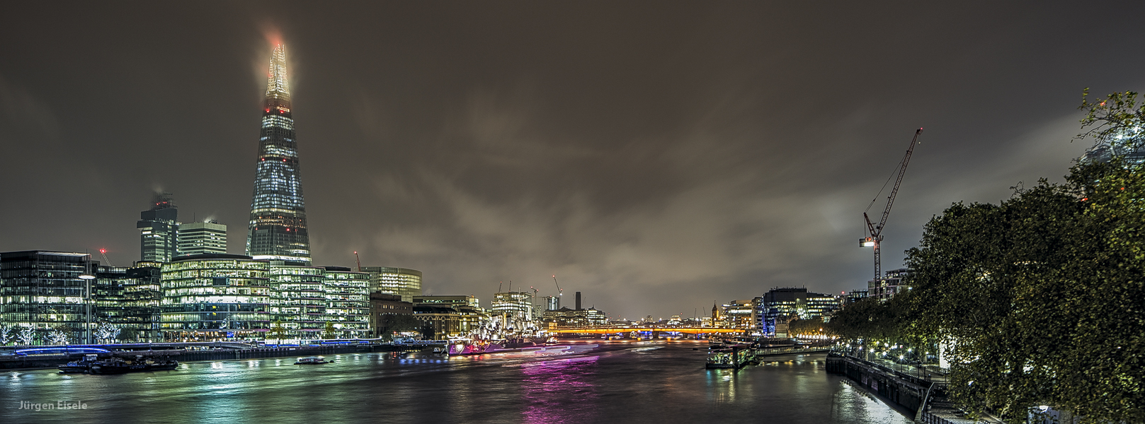 London Bridge Skyline | London, UK