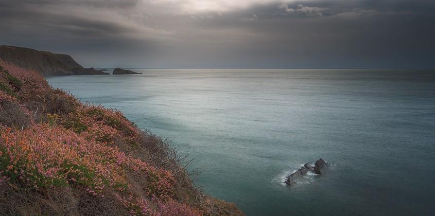 Coastline | Welcombe Mouth, Devon, England, UK