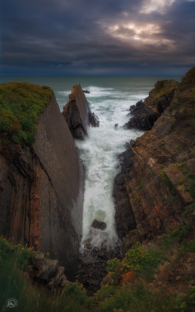 The Cut | Hartland Quay, Devon, UK