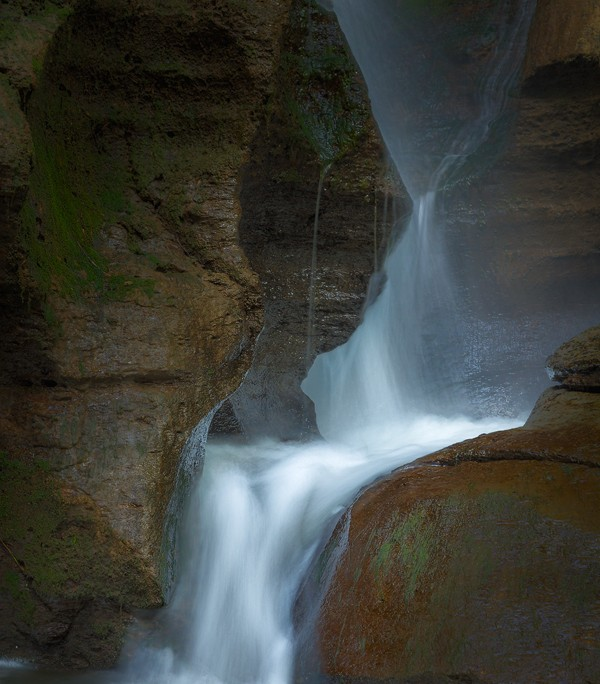 Junginger Wasserfall | Jungingen, BW, Deutschland