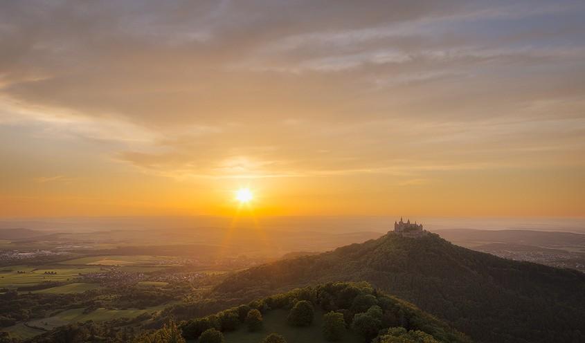 Golden Sunset | Zeller Horn, Albstadt, BW, Deutschland