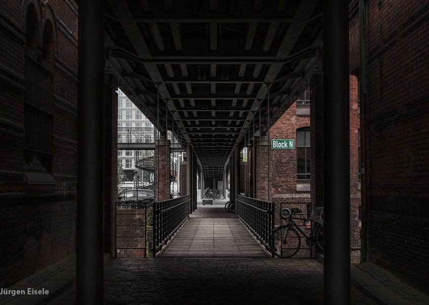 Speicherstadt | Hamburg, Deutschland
