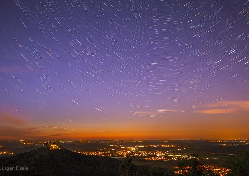 Sternenbahnen | Zeller Horn, Albstadt, BW, Deutschland
