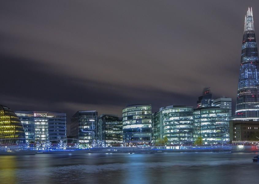 The Shard Skyline | London, UK