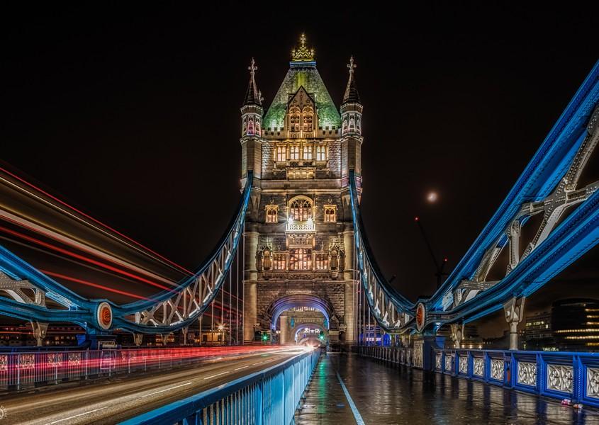 Tower Bridge | London, UK