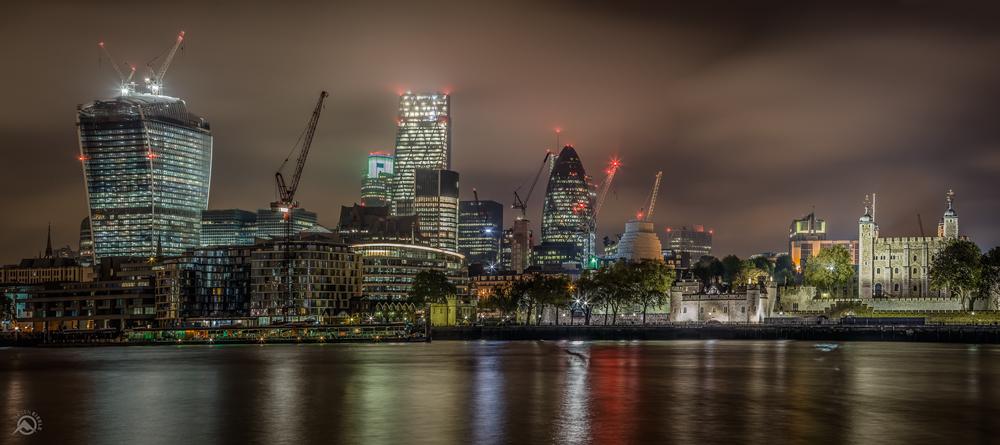 The Tower Skyline | London, UK