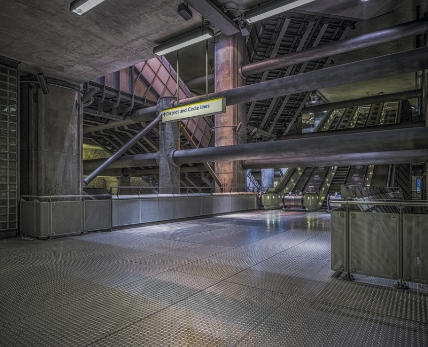 Westminster Station | London, UK