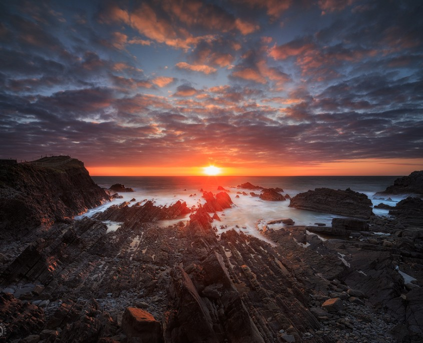 Almost Gone | Hartland Quay, Devon, UK