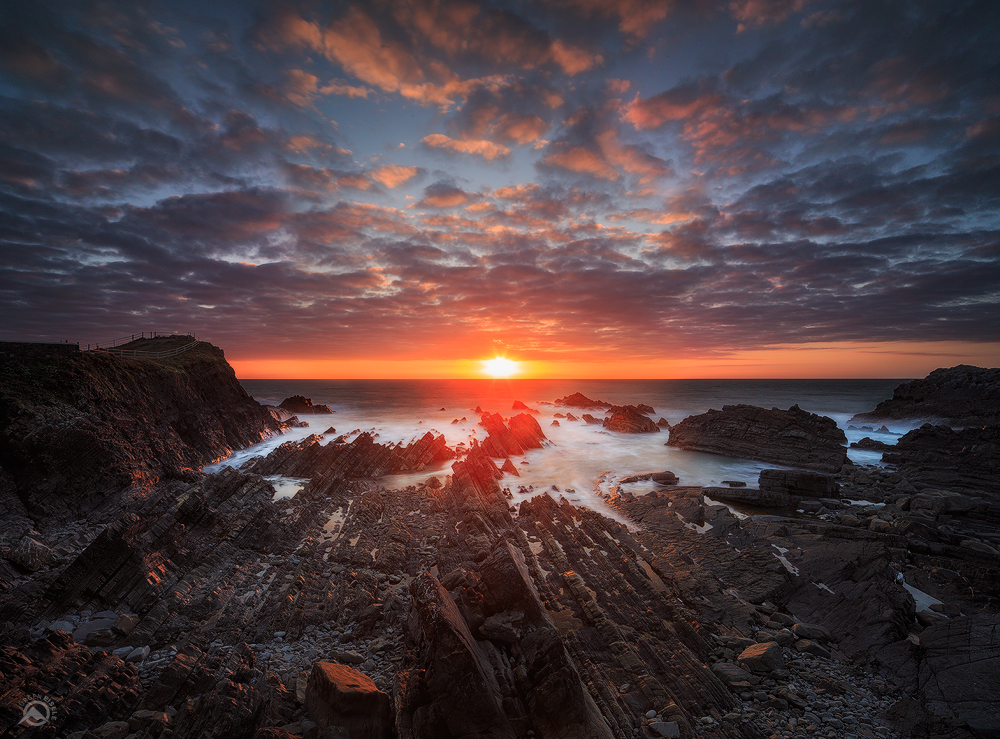 Almost Gone | Hartland Quay, Devon, UK