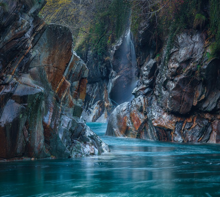 The Gate | Valle Verzasca, Tessin, Schweiz