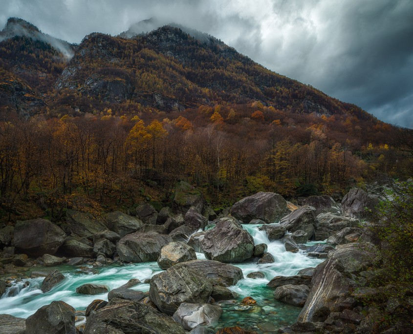 After the rain | Valle Verzasca, Tessin, Schweiz