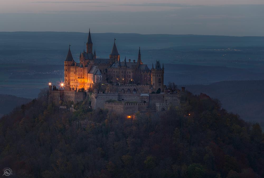 Twilight | Burg Hohenzollern