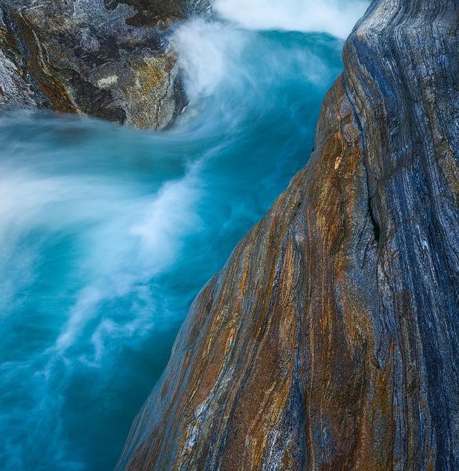 Streamlines | Valle Verzasca, Tessin, Schweiz