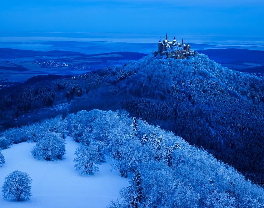 Steps to Sunrise - Twilight | Zeller Horn, BW, Deutschland