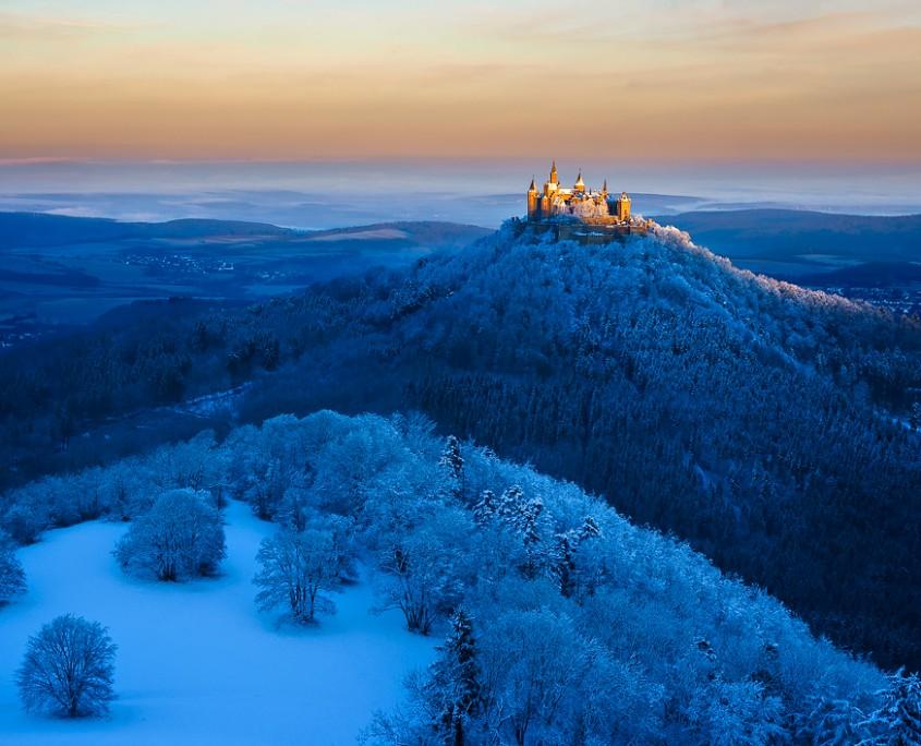 Steps to Sunrise - Spotlight | Zeller Horn, BW, Deutschland