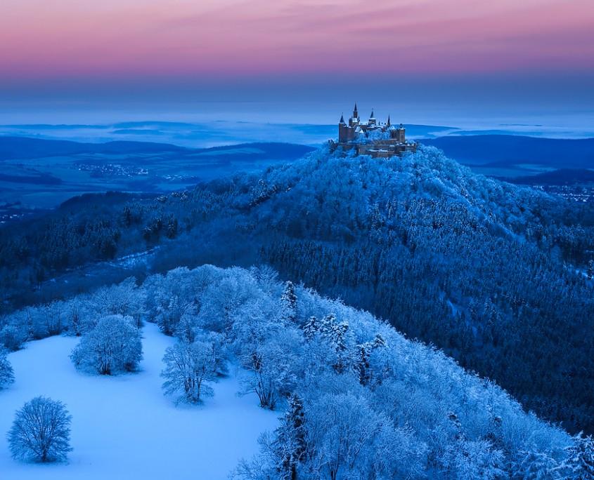 Steps to Sunrise - Dawn | Zeller Horn, BW, Deutschland
