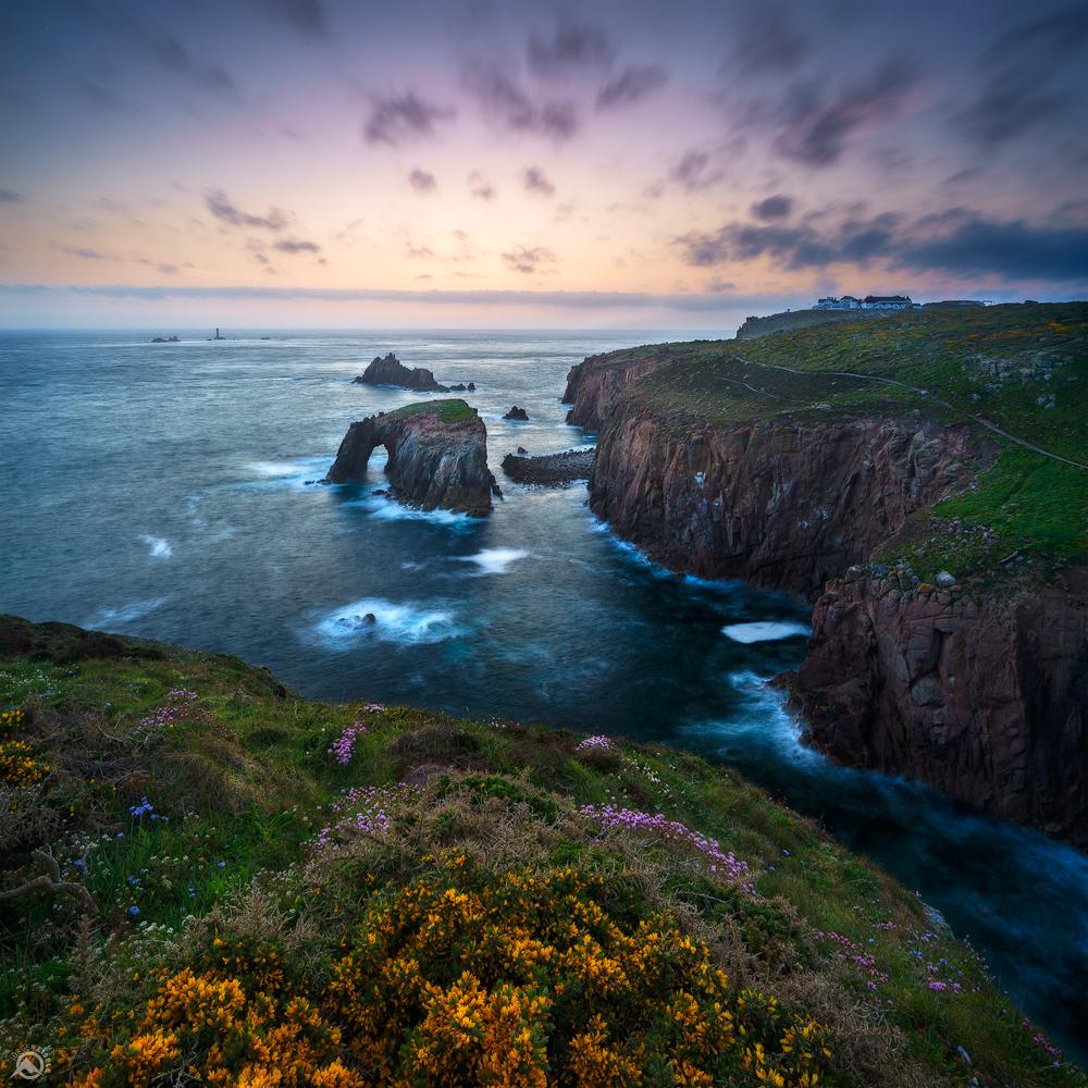 Land's End |  Cornwall, England, UK