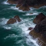 Waves at Kynance Cove   Kynance Cove, Cornwall, England, UK