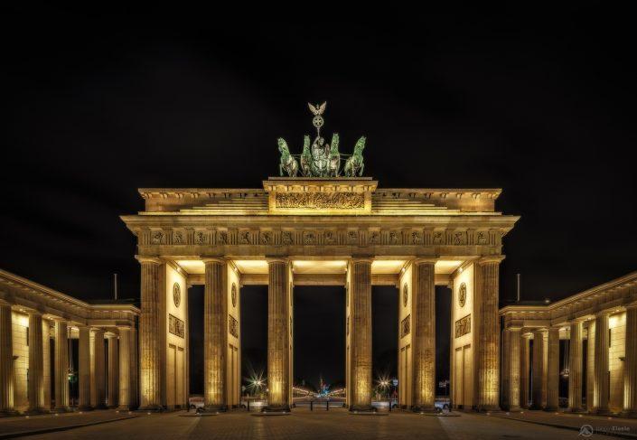 Brandenburger Tor | Berlin, Deutschland