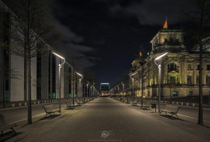 Paul-Löbe-Allee | Berlin, Deutschland