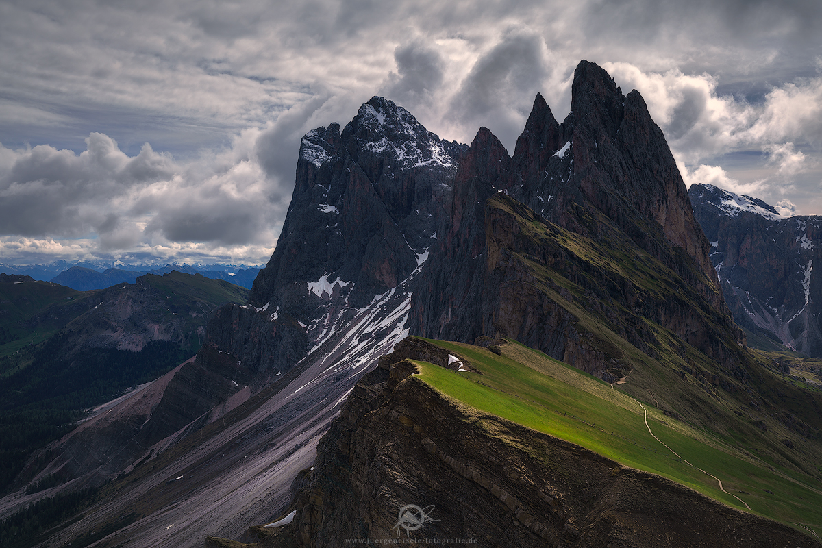 Furchetta und Sass Rigais | St. Christina, Südtirol, Italien